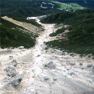 "CAE joins the Bolzano conference ""Early warning systems for debris flows: state of the art and challenges"""