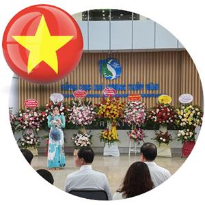 Celebrating 75 years of the Vietnam Meteorological and Hydrological Sector and the handover ceremony of Project ODA2