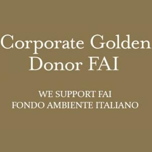 "CAE supports the FAI's initiative:  ""I luoghi del cuore""  (Places of the heart)"
