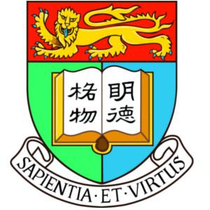 Cooperation with the University of Hong Kong