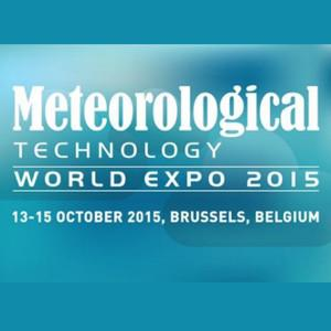 CAE participates in the Meteorological Technology World Expo 2015