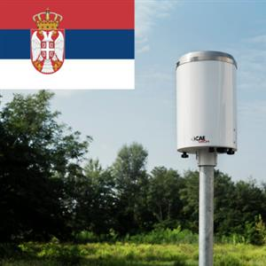 Serbia invests in the meteorological sector