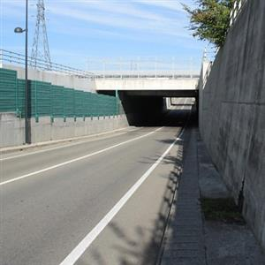 Underpasses at risk of flooding: Rubiera doubles prevention