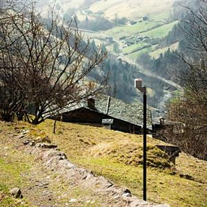 Landslide monitoring system maintenance in Lombardy