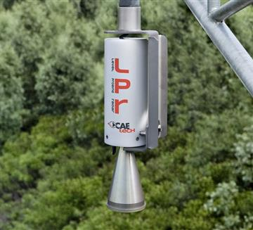 LPR - Radar Water Level Sensor