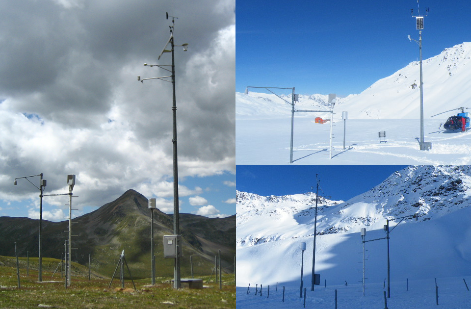 Over thirty years of experience and hundreds of installations at high altitude: CAE's commitment from snow knowledge to avalanche risk mitigation