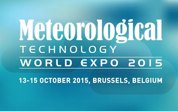 CAE alla Meteorological Technology World Expo 2015