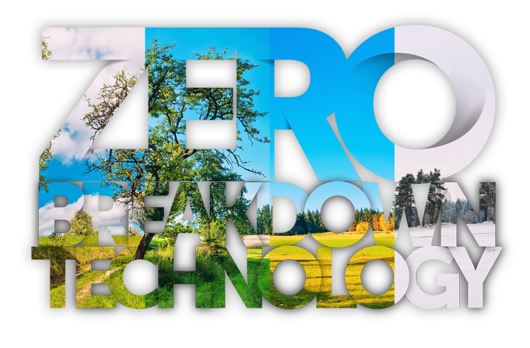 Zero breakdown technology